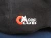 dettaglio logo cappellino
