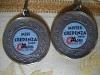 medaglia Mr e Ms Credenza 2010